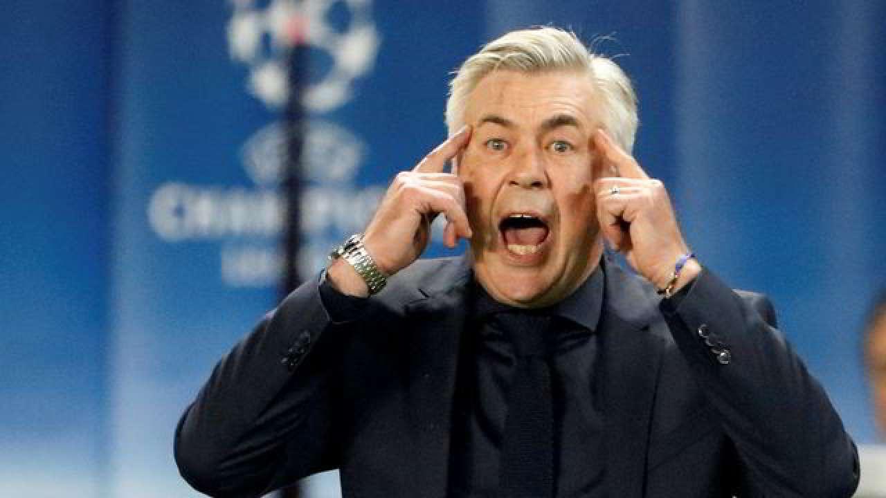 «Наполи» договорился сАнчелотти— Corriere dello Sport