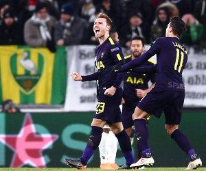 Тоттенхэм спас тяжелейший матч с Ювентусом в Турине: смотреть голы