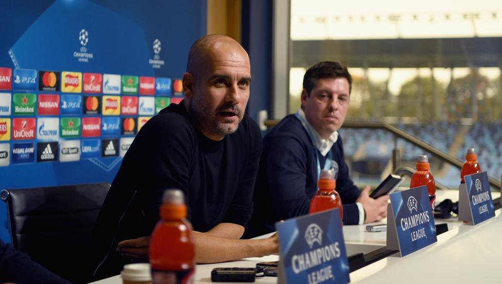 Хамшик оматче с«Манчестер Сити»: «Нас ожидает интересное испытание»