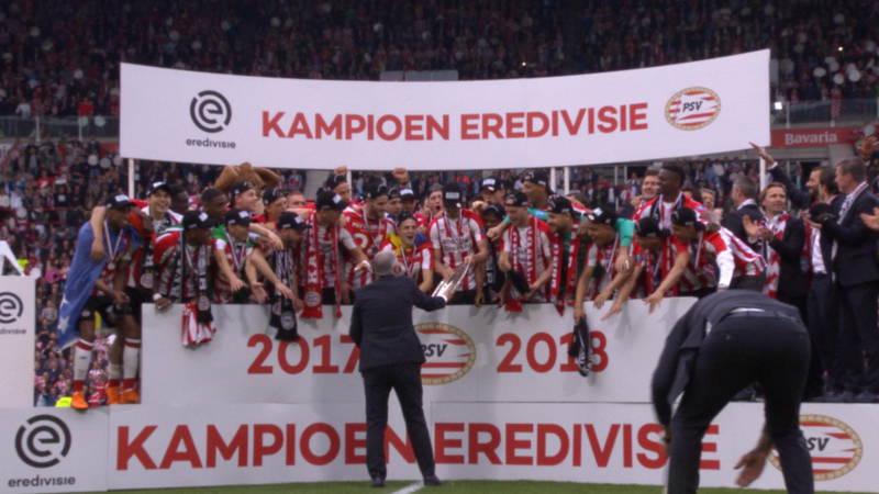 ПСВ разгромил «Аякс» и стал чемпионом Нидерландов