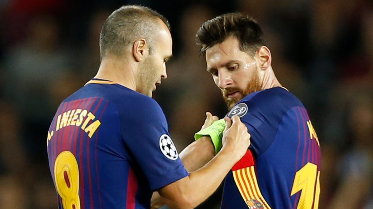 Официально: Месси - новый капитан Барселоны