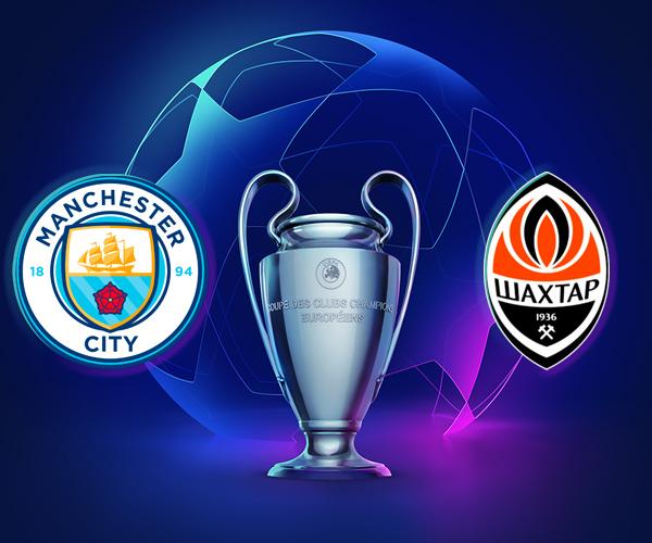 Манчестер Сити - Шахтер 6:0: обзор матча