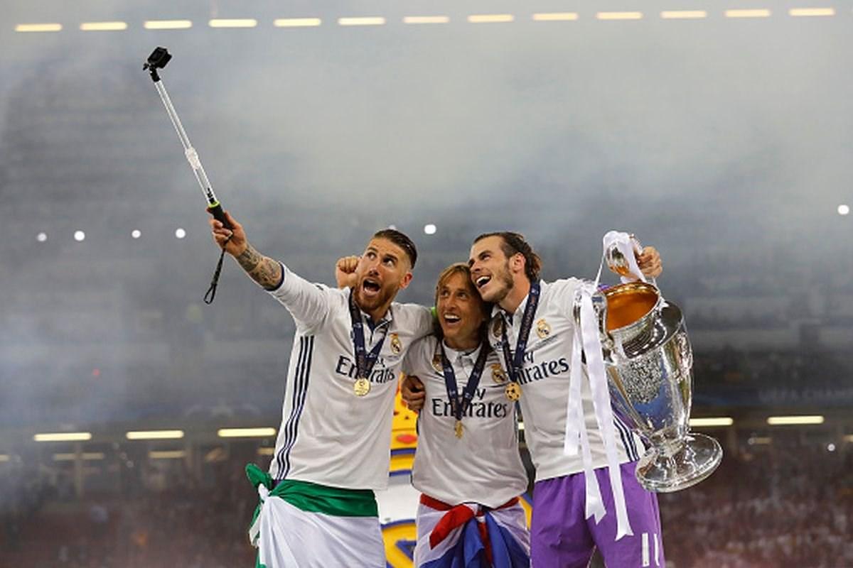 Марка: Модрич станет вторым самым высокооплачиваемым игроком Реала