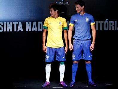 Форма бразилии в футбол