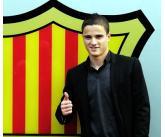 Афеллай подписал соглашение с «Барселоной»