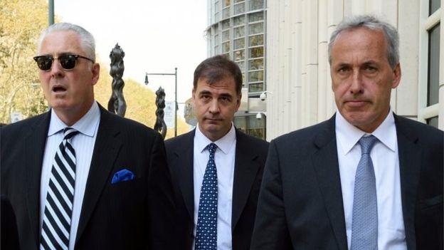 Покойного вице-президента ФИФА уличили вовзятке намиллион долларов