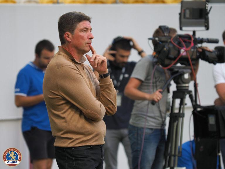 Бакалов: Львов - это не Шахтер или Динамо, нам не хватает опыта