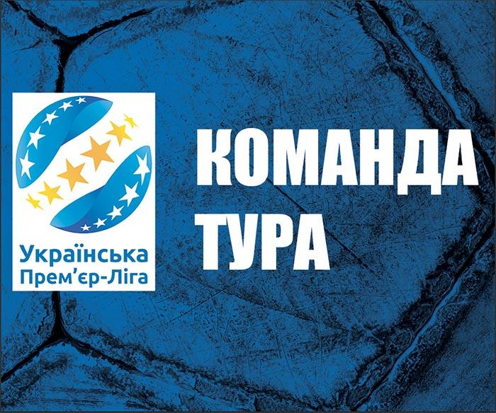 Надежный Панькив, шикарный Тейлор и яркий Безбородько: сборная 13-го тура УПЛ