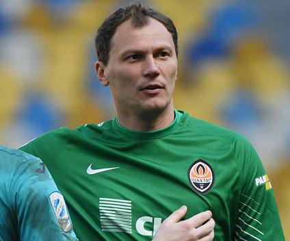 Пятов: Подход Шахтера дает Шевченко повод приглашать игроков в сборную
