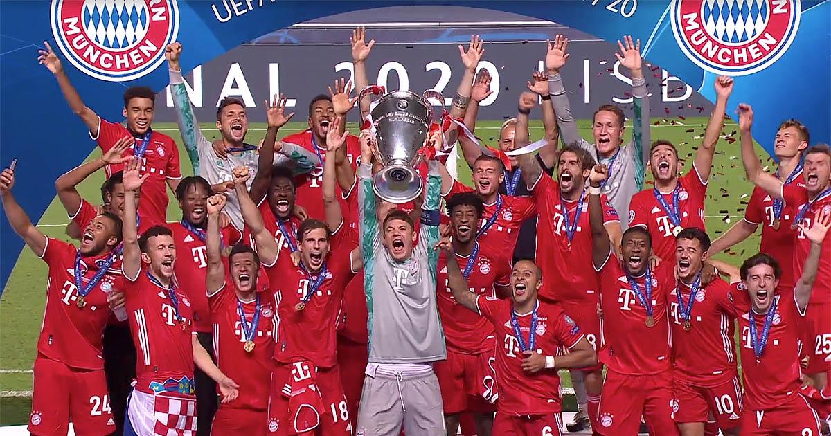5 впечатлений от финала Лиги чемпионов