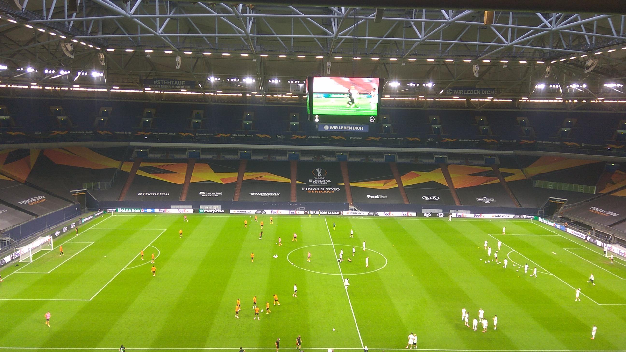 Шахтер - Базель: за полчаса до матча