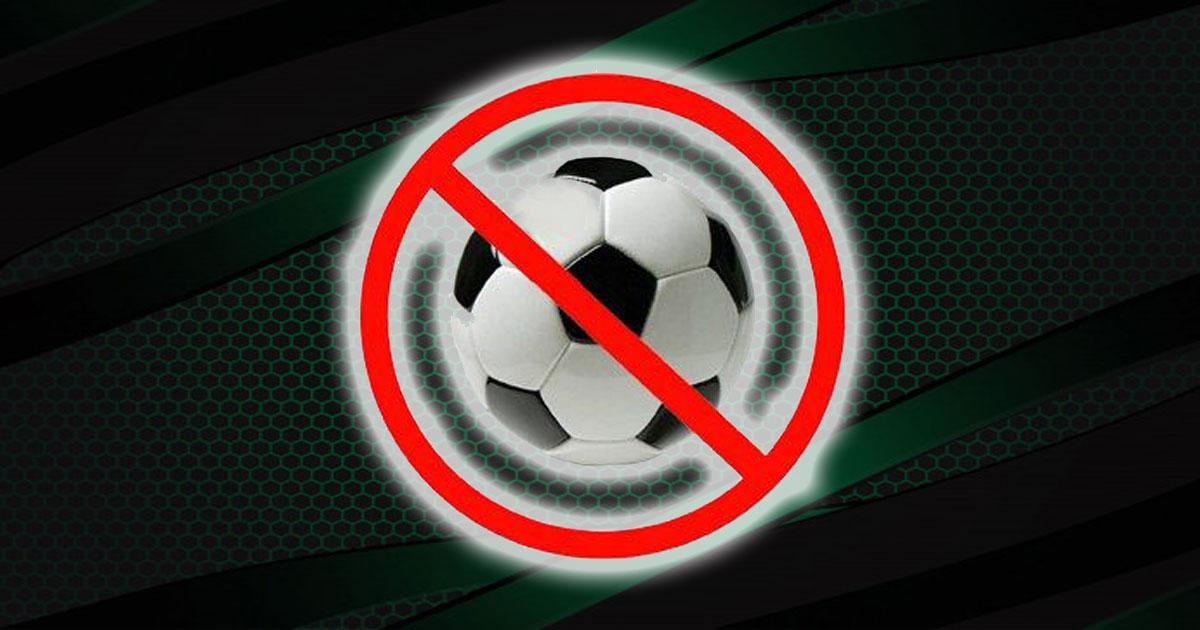 Що, якщо футбол зупиниться на рік?