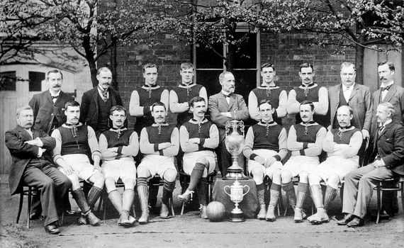 Исчезнувшие футбольные клубы англии